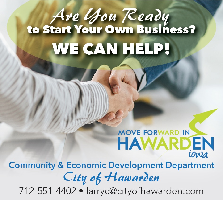 Small Business Assistance | City of Hawarden